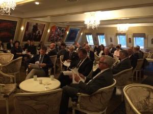 56 av MIN sine 120 medlemmer deltok på generalforsamlingen
